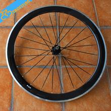 700C 404 chino carbon ruedas de bicicleta 50 mm camino del carbón del wheelset en venta