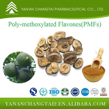GMP factory supply high quality natural Polymethoxylated Flavones(PMFs)