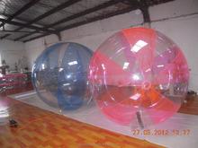 human hamster water balls inflatable water walking roller 2.1m ball ,water ball price