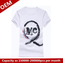 sample free blank t-shirt cotton tshirts custome t shirt men's t-shirt