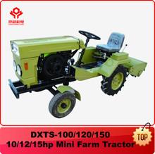 factory supply 10hp mini tractor / farm tractor