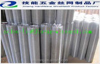 cold galvanized welded wire mesh