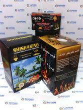Coco Aflak, New Brand of Briquette coconut charcoal in Saudi Arabia