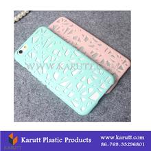 Custom 4.5/5.3 Inch Primium Plastic Mobbile Phone Case for Iphone 4/4S/5/5S