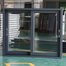 ROGENILAN (with AS2047 certification) customized high end aluminium storm window