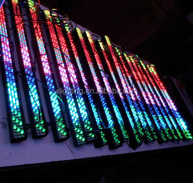 Outdoor led dj lighting outdoor lighting ideas dj stage lighting outdoor led stage pixel bar lights dmx512 13ch strip aloadofball Choice Image