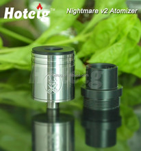 zero mod clone hotcig atomizer 510 connector night mare v2 from hotcig clone 1:1 nightmare