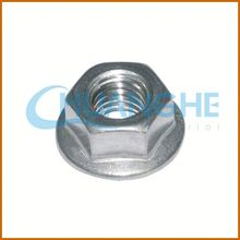 hardware flange nuts approve iso9001:2008