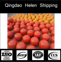 Helen floating EVA foam floating buoys with bright color any size also could be made