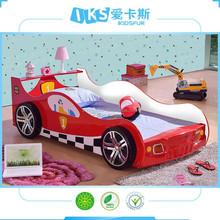 Racing Car Bed E1 MDF kids hot sale car bed TC1