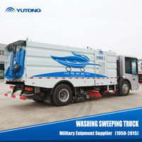 Cleaning and sweeping Vehicle, Road clean and Sweeper Machine