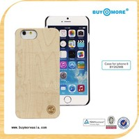 Factory Cheap Price New Arrival For iPhone 6s Wood Bamboo Mobile Phone Case Custom OEM