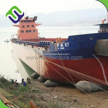 FLORESCENCE brand marine airbags exported to Batam Indonesia