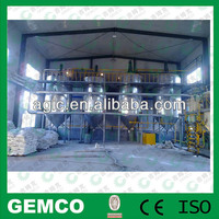 small soybean mobile oil refinery