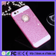 Newest Stylish Diamond Glitter Mobile Phone Back Cover For iPhone 4s