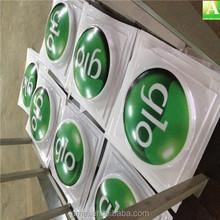 square acrylic advertising vacuum formed plastic light box