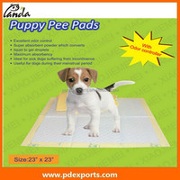 Economical Disposable best quality Waterproof Dog Pee Pad/Puppy Pad/Pet Training Pads