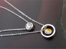 Brand new fashion necklace band with high quality genuine austrian crystal jewelry