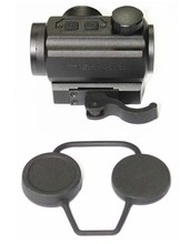 Vector Optics Torrent Tactical 1x20 5 Levels Red Dot Infrared Dot Red Dot for Shooting Night Vision