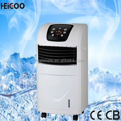 Portable Electric Air Cooling Fan With Dual Wind , Cooling Air Conditioner, Air Fresher Cleaning