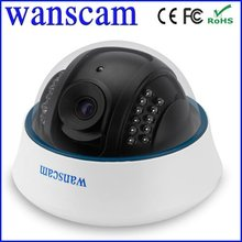 2012 Hot High Quality Day and Night Dome Style CMOS 22 LED Indoor IP Camera