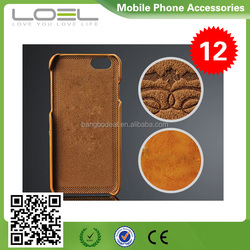 Luxury Genuine Leather Case For Apple iPhone 6 6S Plus Ultra Thin Mobile Phone Back Cover For iPhone6 4.7 5.5 BO-CPI6S03(6)