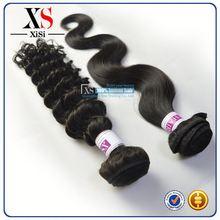 Grade AAAAA artificial hair temple indian hair