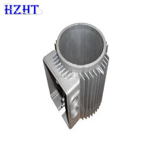 Customed high quality aluminum electric dc motor housing