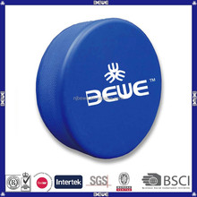 promotion custome logo printing rubber ice hockey puck