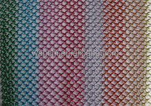 best factory new fashion decorative wire mesh for metal curtain