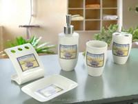 New Fashion Ceramic Exquisite Bathroom Accessories