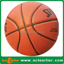 size 5 cheap microfiber basketball