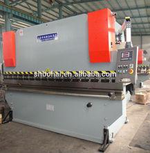 Maquina Plegadora de chapa de acero al carbono, fabricada en China