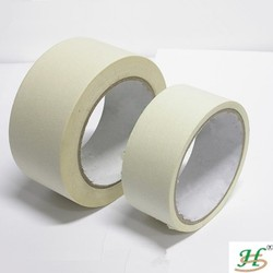 High temperature resistant good adhesive force no glue residue masking tape
