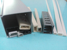 CHEAP but good quality halogan free PVC cable trunking 25*18mm 42*20mm etc