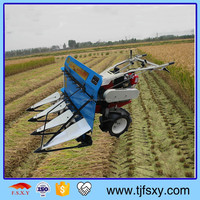 2015 High Quality Multi-functional 90cm Used Rice Paddy Reaper