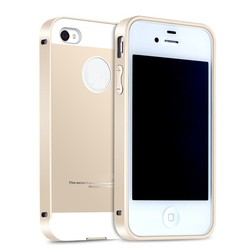 Have a stock + cheap price for iphone 4 4s magnetic case mobile phone accessories factory in china
