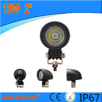 10w led day light car,car roof light for truck tractor offroad
