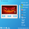 32 inch Android 4.2 dual core wifi HD lcd wall hanging monitor