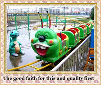 More than 10 years experience in animal car mini roller coaster kids rides for sale