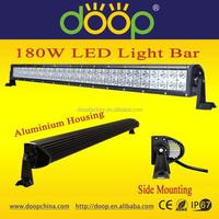 9-32V 6000K Auto Accessories Off Road Lighting Bar, High Lumen 180W Outdoor Working Light Bar for Boat Truck ATV