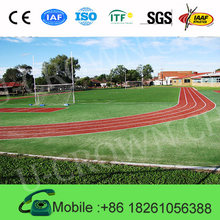 Synthetic Running Tracks Surfacing With Fastness EPDM Granules