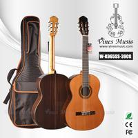 Professtional handmade all solid spanish classcial guitar
