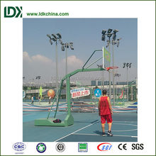 Nice design durable wholesale outdoor basketball stand for kids