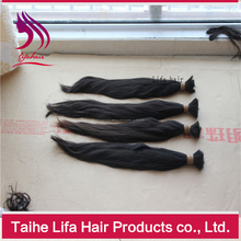 Cortar en niña amplio stock Hombre pedazo de cabello