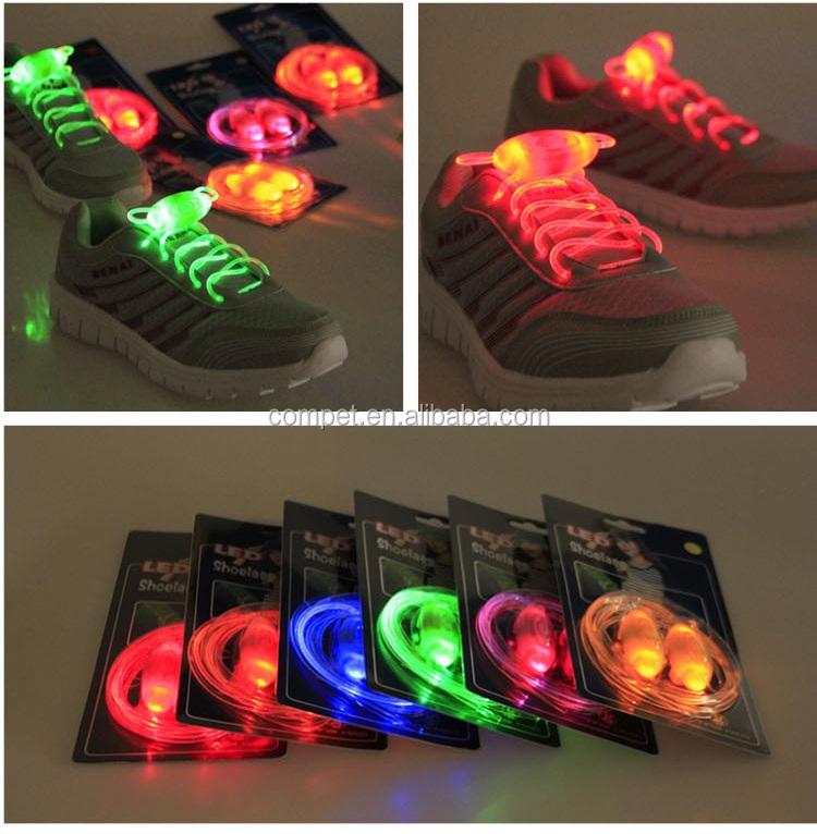 Как сделать свои шнурки светящимися 72