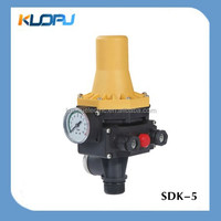 Automatic Pressure Control Valve Switch For Water Pump SDK-5A