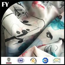 Digital print fabric rolls / wholesale fabric rolls / chiffon fabric rolls