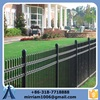 China suppliers residential wrought iron fencing/1.5*2.4m wrought iron fence/faux wrought iron fence