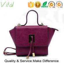 2015 Fashion PU leather handbag wholesale